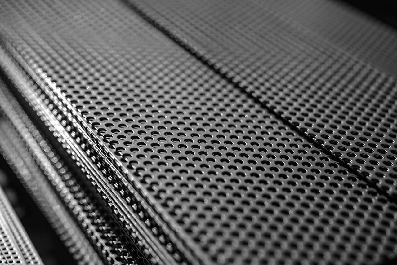 Perforated Sheet Metal Toffoli